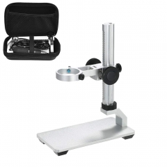 Adjustable Professional Base Stand Holder Desktop Support Bracket for 3.3-3.5cm in Diameter for USB Digital Microscope Camera