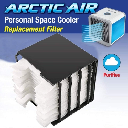 Replacement Filter for Arctic Air Personal Space Cooler, Special Replacement for Arctic USB Air Cooler Filter